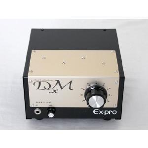 トランス式アッテネーター Ex-pro イーエクスプロ DM-X
