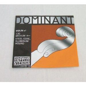 DOMINANTドミナント バイオリン弦  1E|manmandougakki