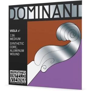 DOMINANT ドミナント ビオラ弦 1A|manmandougakki