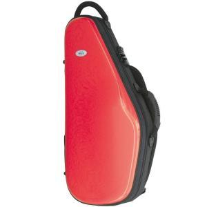 BAGS アルトサックス 用 ファイバーケース EFAS RED|manmandougakki