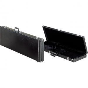KC エレキギター 用 角型 ウッドケース EG-120|manmandougakki