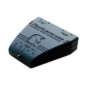 USB 2イン / 2アウト MIDI インターフェイス MOTU FastLane|manmandougakki