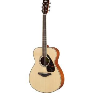 ヤマハ アコースティックギター FS SERIES ナチュラル FS820 8点セット|manmandougakki