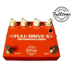 Fulltone オーバードライブ FULL-DRIVE 3 20th Anniversary Ed...