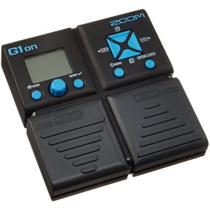 ギターエフェクター ZOOM GUITAR EFFECTS Processor G1on|manmandougakki