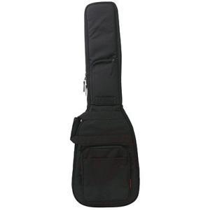 MARUE エレキギター用ソフトケース 黒 GIG-6RL-BLK|manmandougakki