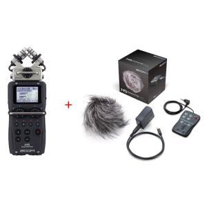 ZOOM レコーダー H5+ 専用アクセサリ APH-5付属|manmandougakki