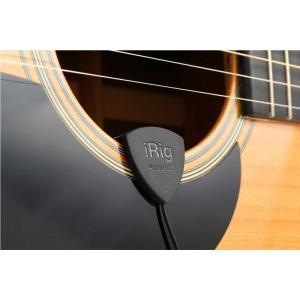 IK Multimedia iRig Acoustic Stage アコースティック・ギター用マイク&プリアンプ・システム|manmandougakki|02