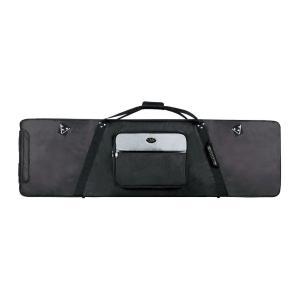 CNB キーボードバッグ 61鍵用 リュックタイプ 内寸1,070X420X140mm KBB1600/61 ブラック|manmandougakki