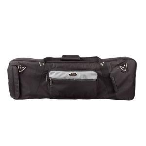 CNB キーボードバッグ 61鍵用 スリム リュックタイプ 内寸 1,030X315X115mm KBB1600/61T ブラック|manmandougakki