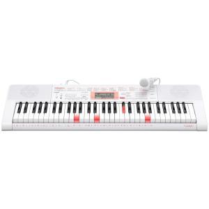 カシオ 電子キーボード61標準鍵 光ナビゲーションキーボード LK-123|manmandougakki