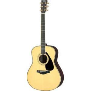 ヤマハ アコースティックギター LL6 ARE NAT パッシブタイプピックアップ搭載 チューナーお...