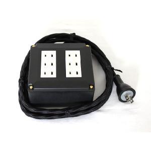 オヤイデ電機 オーディオ用電源タップ|manmandougakki