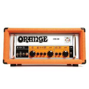 ギターヘッドアンプ ORANGE オレンジ OR100H|manmandougakki