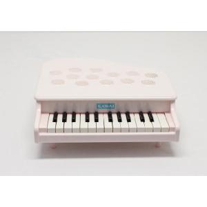 KAWAI  カワイ ミニピアノ P-25 白 manmandougakki