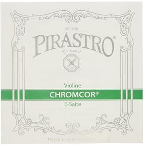 ピラストロ バイオリン弦 CHROMCOR 1E|manmandougakki