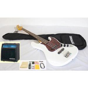 フェルナンデス ベースギター ベースアンプセットRJB-380-SW-SET