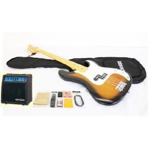 フェルナンデス ベースギター ベースアンプセットRPB-360-2SB manmandougakki