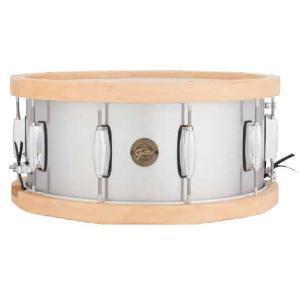 スネアドラム Gretsch Drums  Aluminum / Wood Hoop Snare|manmandougakki