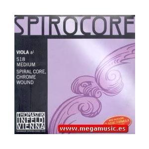 SPIROCORE スピロコア ビオラ弦 1A|manmandougakki
