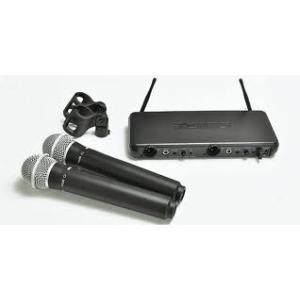 ワイヤレスシステム SHURE シュアー SVX288-PG28
