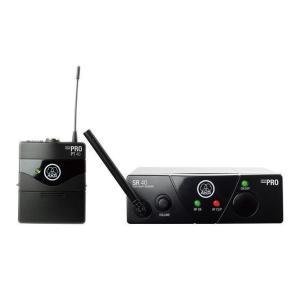 AKG 1チャンネルB帯ワイヤレスシステム WMS40 PRO MINI INSTRUMENTAL SET(JP2)
