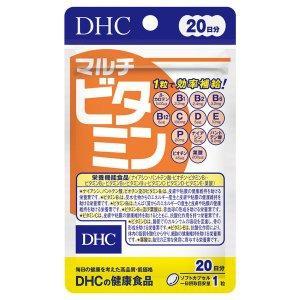 DHC マルチビタミン 20日分の商品画像