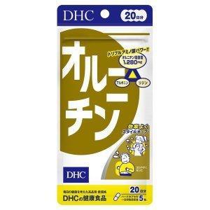 DHC オルニチン 20日分 100粒|manmaru-store