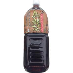 烏龍茶 2000ml×6本 (三陽茶荘日本株式会社)|manmaru-store