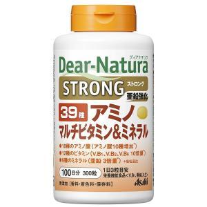 ストロング39 アミノ マルチビタミン&ミネラル 原材料 デキストリン、マンガン含有酵母、還元パラチ...