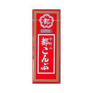 中野物産 都こんぶ 15g|manmaru-store
