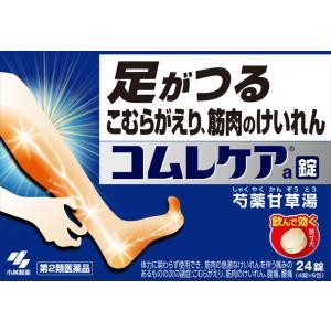 1.つらい足のつり(筋肉のけいれん)、こむらがえりを治すお薬です 2.漢方処方「芍薬甘草湯」が、筋肉...
