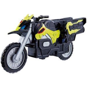 ゼロワンの専用スマートフォンがバイクに変形。 スマホモード、バイクモードの音声が発動。 バイクモード...