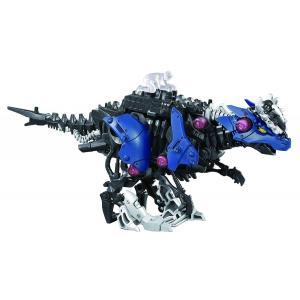 パキケファロサウルス種の中型ゾイド。 モーターで前進し、本能覚醒(ワイルドブラスト)は手動で発動。 ...