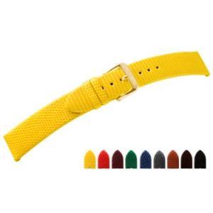 時計 ベルト 腕時計ベルト リザード D2645 8mm 9mm 10mm 11mm 12mm 13mm 14mm 15mm 16mm 20mm 時計 バンド 時計バンド 替えベルト 替えバンド ベルト 交換|mano-a-mano