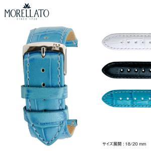 モレラート 時計ベルト 時計バンド カーフ(牛革) 腕時計用ベルト交換 TANGO D3078656 18mm 20mm