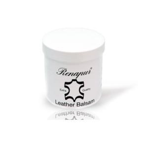 レザートリートメントクリーム 人にも革製品にもやさしい100%天然素材 Renapur ラナパー 250ml (ドイツ製) ケア用品|mano-a-mano