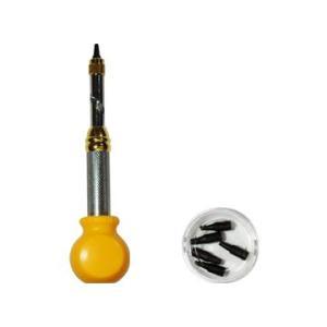 腕時計ベルト バンド 用穴あけ工具「TUM1034」簡単にベルトの穴あけができる!|mano-a-mano