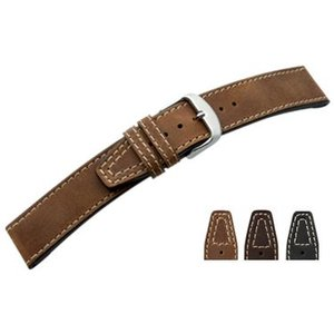 時計 ベルト 腕時計ベルト カーフ 牛革 U1215 20mm 22mm 24mm 26mm 28mm 30mm 時計 バンド 時計バンド 替えベルト 替えバンド ベルト 交換|mano-a-mano