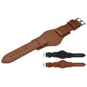 時計 ベルト 腕時計ベルト バンド  パネライ用 カーフ 牛革 CASSIS カシス TYPE PNR44 UBPAN009 タイプピーエヌアール44 UBPAN009 24mm|mano-a-mano
