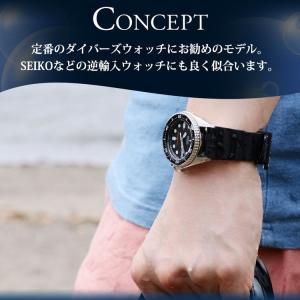 時計 ベルト 時計ベルト ラバー CASSIS カシス TYPE DIVER 20 タイプ ダイバー20 x0032l46 20mm|mano-a-mano|04