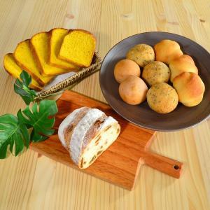 身体がよろこぶパンセット(卵・乳製品不使用)【天然パン工房楽楽】|manpuku-kyusyu