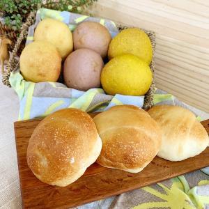 身体がよろこぶプチパンセット(卵・乳製品不使用)【天然パン工房楽楽】|manpuku-kyusyu