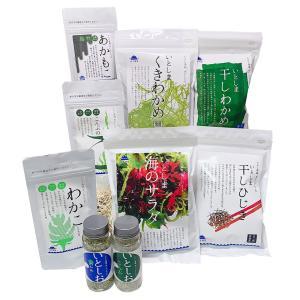 糸島の乾物 海藻 コンプリートセット【山下商店】|manpuku-kyusyu