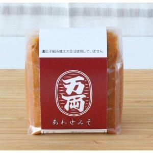 合わせ味噌(米、麦すり味噌)500g|manryo-store