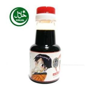 ハラル本醸造まろやか醤油150ml(お両ちゃんラベル)Maroyaka Shoyu  Soy sauce|manryo-store