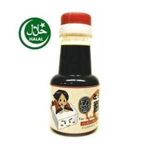 ハラルとうふかけ醤油150ml(お両ちゃんラベル)Tofukake Shoyu For tofu any idea|manryo-store