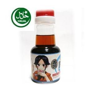 ハラル万両うすくち醤油150ml(お両ちゃんラベル)Usukuchi Shoyulight-colored soy sauce|manryo-store