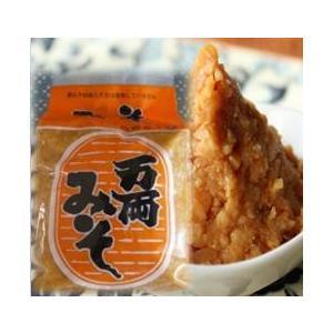 米味噌 米つぶ味噌|manryo-store