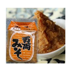 麦味噌 (麦つぶ味噌)|manryo-store